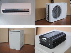 off-Grid Split Type 100% Solar Energy Power Air Conditioning pictures & photos