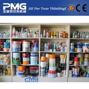 Cylindrical Type Colorful Shrink Sleeve Labels for Water Bottles pictures & photos