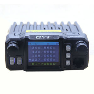 FM Radio UHF/VHF Quad Band Quad Standby CB Radio pictures & photos