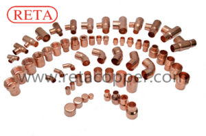 High Quality Copper Fitting for HVAC pictures & photos