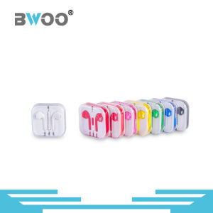 Colorful Setereo in-Ear Mobile Phone Earphone pictures & photos