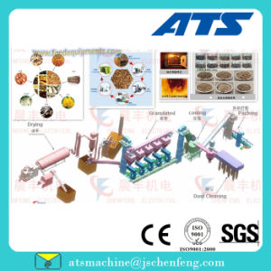 Hot Sale Wood Sawdust Biomass Pellet Making Equipment pictures & photos
