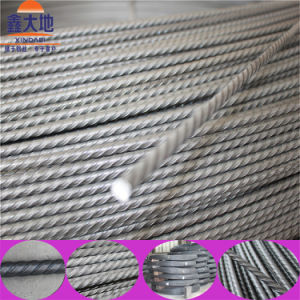 PC Wire (Spiral/Indented/Crimped) 1670MPa 4mm & 5mm