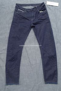 10.5oz Fitted Jeans for Guys (HS-27902TG)