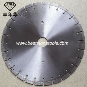 Diamond Granite Cutting Saw Blade with Steel Core