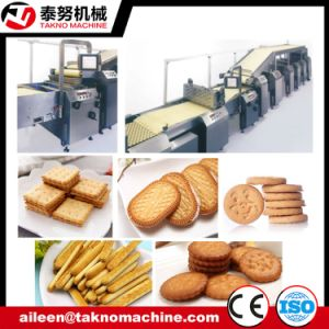 Complete Automatic Biscuit Stick Machine