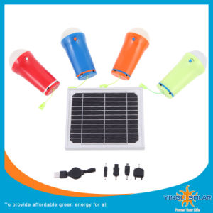 Nice Looks Yingli Solar Power Lighting for Home Use pictures & photos