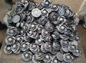 Casting Impellers Pump Parts Agriculture Machinery Parts pictures & photos