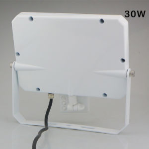 30W Outdoor SMD LED Flood Light with Mircowave Sensor pictures & photos