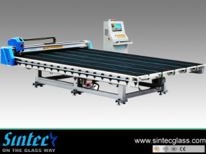 Glass Cutting Table/CNC Glass Cutting Machine (CNC-4228) pictures & photos