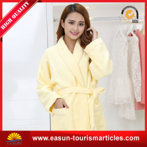 Microfiber Sex Women Hotel Bathrobe pictures & photos