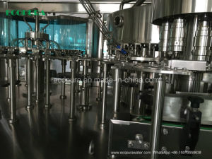 Sparkling Mineral Water Bottling Line / Soda Water Filling Plant (3-in-1 DHSG32-32-12) pictures & photos