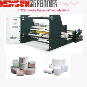 High Speed Automatic Sticker Cutting Machine (FHQB Series) pictures & photos