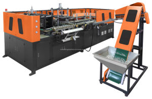 High Quality Plastic Container Injection Moulding Machine pictures & photos