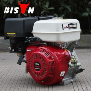 Bison Air Compressor 13HP 4 Stroke 188f Gasoline Engine pictures & photos
