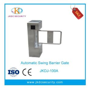 High Speed Automatic Cylinder Swing Barrier pictures & photos