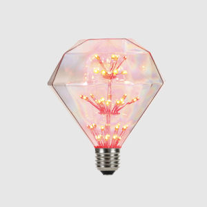 Retro Edison Star Lights, beer bar LED lamps, e27 star LED filament bulb g125 pictures & photos