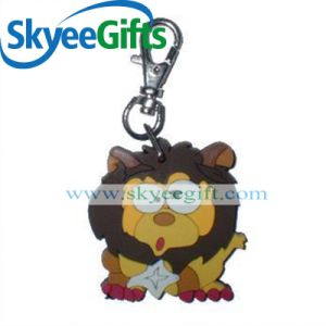 High Quality Custom PVC Keychain for Keychain Promotion pictures & photos