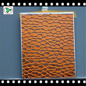 3mm-6mm Decorative Color/ Orange River Patterned Mirror pictures & photos