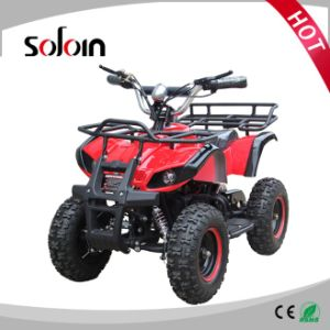 Cheap Electric Quad Bike / ATV 4 Wheel Electric Bicycle (SZE500A-2)
