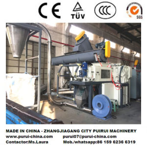 Plastic Recycling Washing Machine for Waste Mulching Film pictures & photos