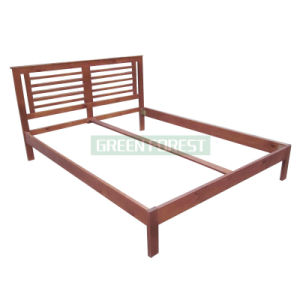 Double Children Wooden Bed (GF-CB009)