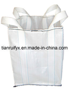 1000kg High Quality PP Cement Baffle Bag (KR0115) pictures & photos