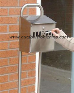 Cigarette Bins Smoking Shelters (SB-111)