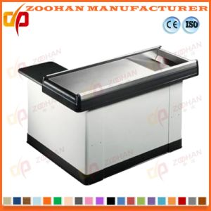 Checkout Counter Refrigerated Display Case for Supermarket Pastry Shops (Zhc8) pictures & photos