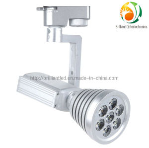 7W LED Track Light Spotlight with CE and RoHS