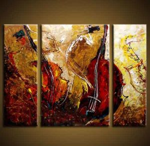100%Handmade Decoration Oil Painting (COP-006)