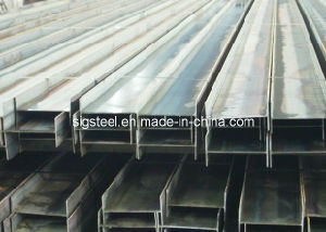 Prime Quality Hot Rolled Steel H Beam Sh Steel Beam pictures & photos