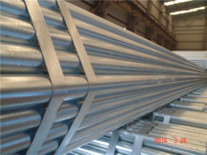 Groove End Hot DIP Galvanized UL FM Fire Fighting Steel Pipe pictures & photos