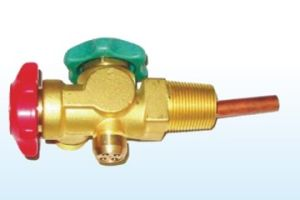 Steel Bottle Valve Refrigeration Valve Air Valve Stainless Steel Valve