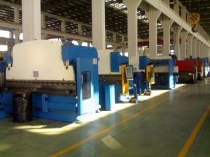 Hydraulic Press Brake Metal Plate Bending Machine (CLPB -FY 40T/2500)