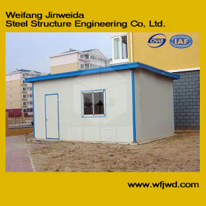 Small Prefabricated House (Weichang House) pictures & photos