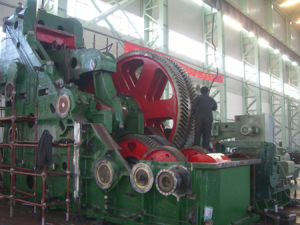 1000t Cold Shear for Cutting Plate