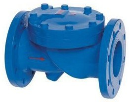 Cast Iron Flanged Type Swing Check Valve pictures & photos
