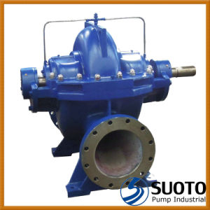 Horizontal Double Suction Centrifugal Pump pictures & photos