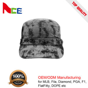 China 100% Cotton Fitted Military Army Mens Caps and Hats - China ... d5c5e55d70b
