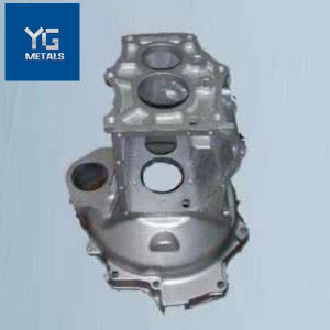 ISO9001 Aluminum Alloy Die Casting Parts for CNC Machine
