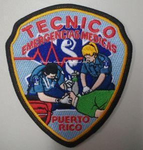 Embroidery Emblem