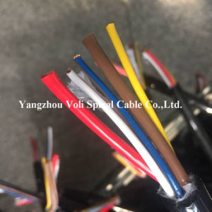 PU Spiral Cable PU Coiled Cable PUR Spring Cable