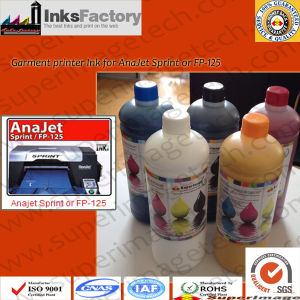 Anajet Sprint Garment Printer Ink pictures & photos