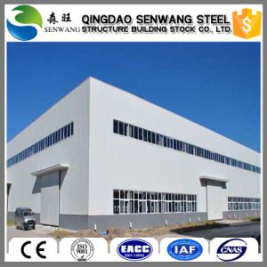 China Light Steel Structure Building for Warehouse Workshop Office pictures & photos