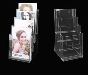 Acrylic Display Rack/ Plastic Parts/ Display pictures & photos