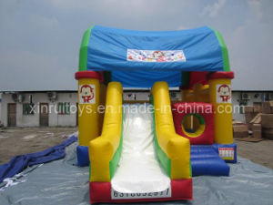 Hot  Inflatable Bouncer (XRBC-192)