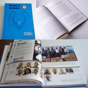 Professional Book Printing with Custom′s Design pictures & photos