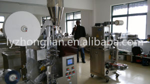 Tea Inner and Outer Bag Packaging Machine (DXDK-150SD) pictures & photos