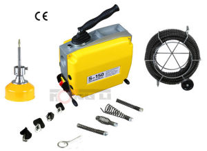 Electric Drain Cleaner (S150) pictures & photos